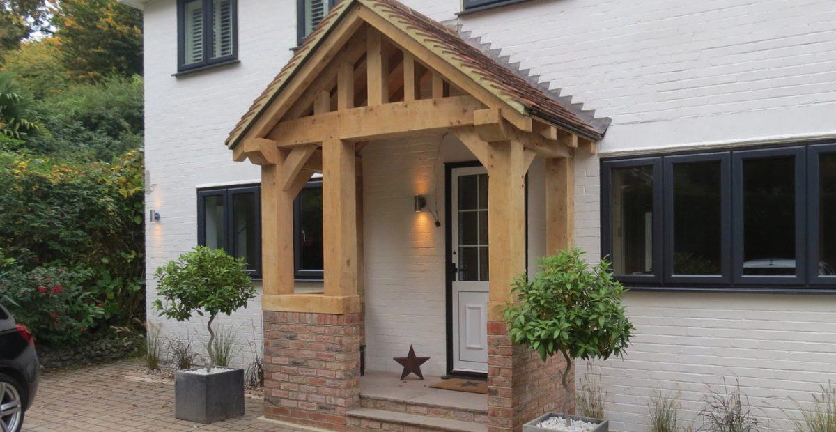 Porches Chartwell Oak Buildings